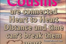 Cousin / Love you all