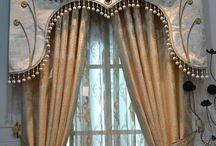 Perdeler / Evi güzelleştiren