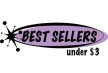 Best Seller Items under $3