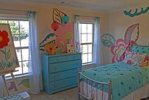 Ella's room / by Brandee Hammett