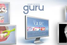 GURU Patient Education Software / Henry Schein, a world-leading distributor of products and equipment to the professional dental and medical markets, called upon Cameron to reinvigorate marketing for its GURU Patient Education Software for dental practices.