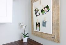 Home Projects / Inspiration for beautifying your home.