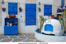 greek style houses
