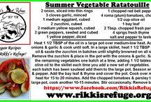 Vegan & Vegetarian Recipes from Rikki's Refuge / Vegan & Vegetarian Recipes from Rikki's Refuge
