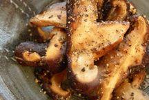 椎茸レシピ