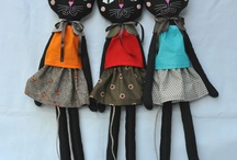 Handmade dolls by others
