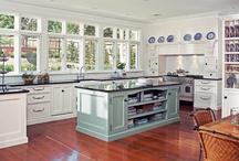 French Provincal / Hamptons Kitchens