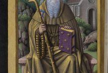 Święci pustelnicy (Saint hermits)