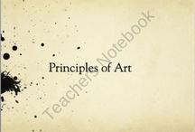 Art/Elements and Principles