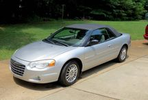 Used 2005 Chrysler Sebring for Sale ($5,395) at Burlington , NC / Make:  Chrysler, Model:  Sebring, Year:  2005, Body Style:  Convertible, Exterior Color: Silver, Interior Color: Gray, Doors: Two Door, Vehicle Condition: Good, Fuel: Gasoline, Engine: 6 Cylinder, Transmission: Automatic, Drivetrain: 2 wheel drive - front.    Contact:919-491-2825