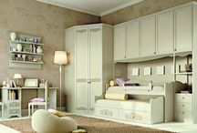 SAN MICHELE / Classic design and  craftsmanship of the product. Wide range of adults and kids bedrooms, library, living furniture and wardrobes.