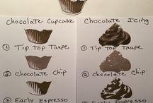 Stampin' Up! - Sweet cupcake