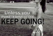 Fitness Inspiration / Move. Do. Feel alive.