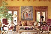 spanish colonial....California/New Mexico dreaming / by Lori Martin Powell