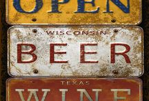 Vintage License Plate Projects