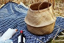 // picnic / Make the most of the great outdoors, whether in a park or your garden with these fun ideas.