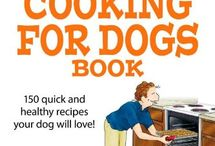 RECIPES FOR DOGS / by Clyta Norton