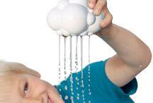 Para enseñar la lluvia