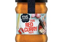 red curry package