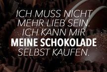die Erde ist der einzige Planet mit Schokolade
