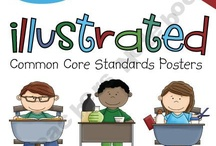 K-5 Common Core Standards / by Liberty'sMom
