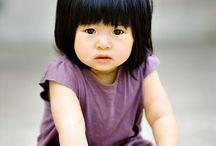 crianças asiáticas