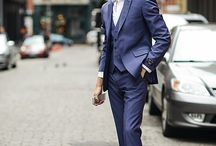 Etiquette at Formal Occasions / Explore a collection of men's fashion styles at various formal occasions!