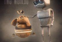 Animated/CG Shorts