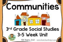 3rd grade social studies / by Julie Ream