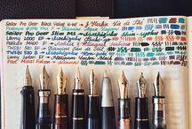 stylo plume dessin