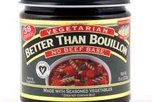 Vegetarian Bases