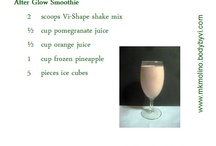 Visalus Shake Recipes and Others too / by Cathy Wells