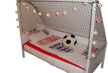 Football bedroom / Football