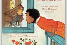 Canadian diversity in picture books