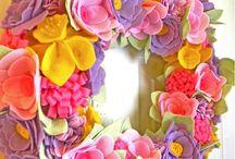 tavaszi ajtódìsz