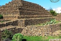 10 Pyraminds YOU MAY NOT KNOW about!  ExpeditionHistory.org / Most people know of the Egyptian Pyramids, but do you know of these 1o lesser famous ones in odd places? / by TreasureForce ExpeditionHistory
