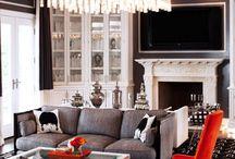 So Cute Living Rooms / by Susan Wynn