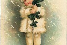 Vintage-joulu