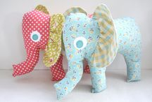 softies! / adorable softie sewing patterns!