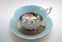 Antique China, Porcelain & Teacup Obsession