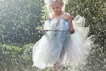 Frozen Fancy Dress / The continued popularlity of Frozen seems sure to make this a major theme this Halloween.  Dainty Dizzy is running a competition to design your own Frozen-inspired dress, and the winner will get their creation made into a beautiful tutu! Find out more here: http://www.daintydizzy.co.uk/latest-news/frozen-design-competition.html
