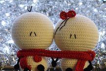 Amigurumi couple