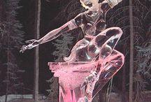 amazing ice sculptures