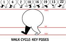 male walk