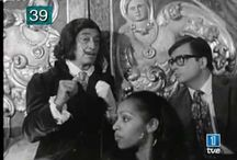 Dalí publicista / Ideas como la longitud de sus bigotes, vídeos publicitarios de Chocolate Lanvin, Alka-Seltzer y Vete Rano hechos por Dalí, entre otros en nuestro post, una manera de hacer publicidad con contenido en el siglo XX http://bit.ly/ZHALAc