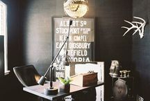 Home Office Space / by ZWL .