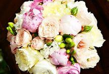 Svatební kytice - bridal bouquet