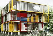 Container homes etc