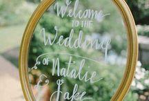 Свадебные фишки