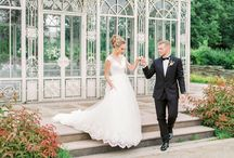 Wedding Dresses / Lace, Elegant, Classy, Boho, Bohemian, A Line, With Sleeves, Open back, Beautiful, Designer dresses. Murah, Galia Lahav, Rosa Clara